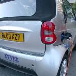 La voiture intelligente est électrique