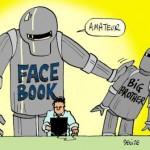 Facebook, l'amour vache !
