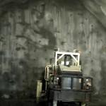 Chantier du tunnel de la Croix-Rousse