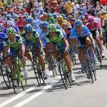 Le Tour de France à Lyon