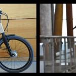 Le Vélibois, 1 Vélo électrique en bois