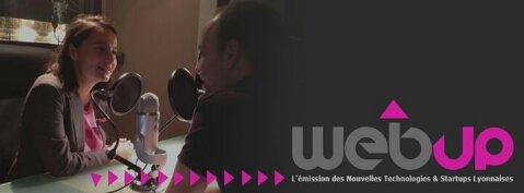 Webup, l'émission de radio lyonnaise high-tech