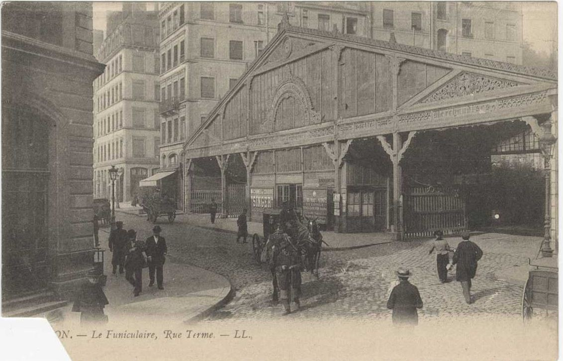 funiculaire rue terme