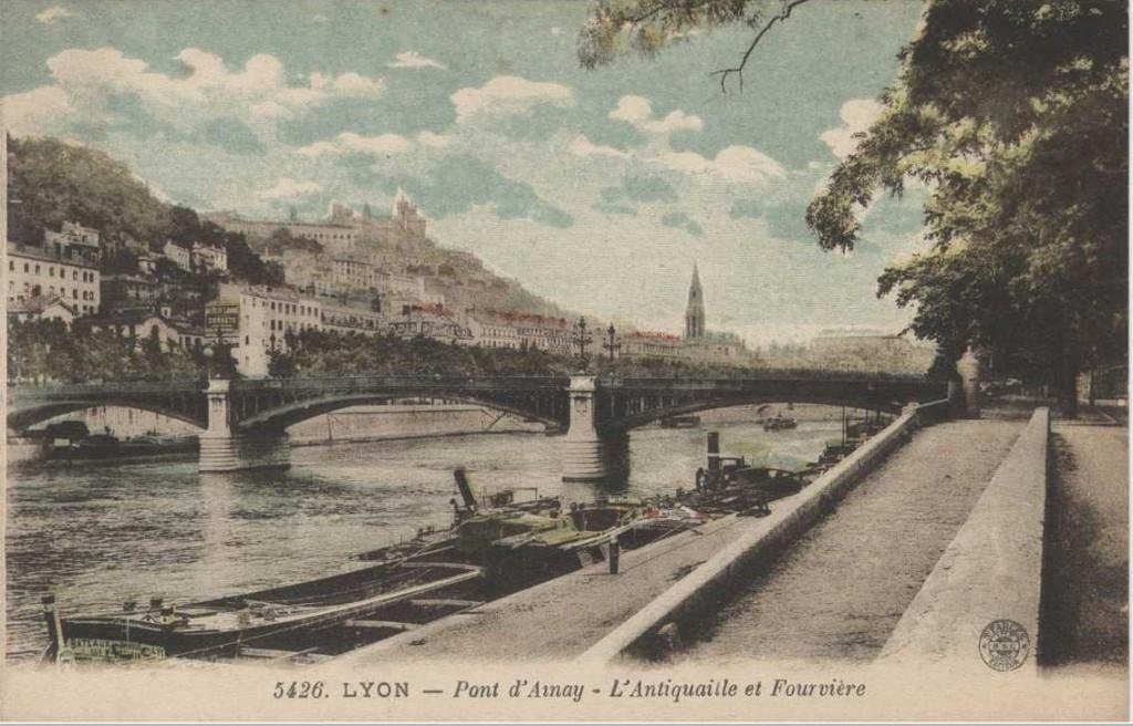 pont d'ainay