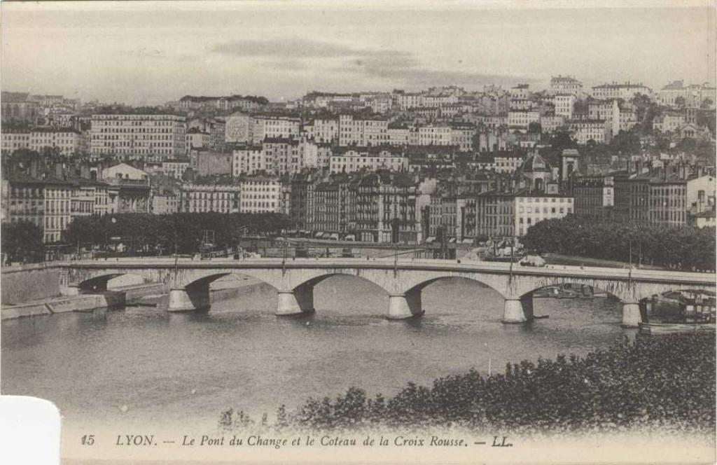 pont du change