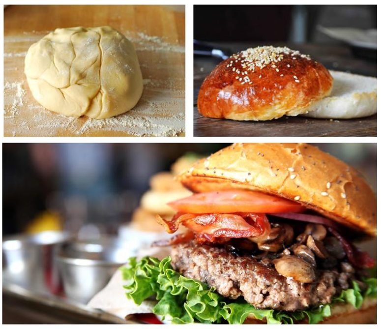 compo burger