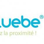 Bluebe, l'application qui joue la proximité