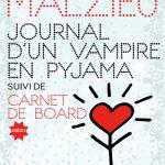 C'est lu : Journal d'un vampire en pyjama