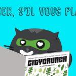 J'ai lu : Citycrunch, le nouveau mensuel papier bien urbain de Lyon !